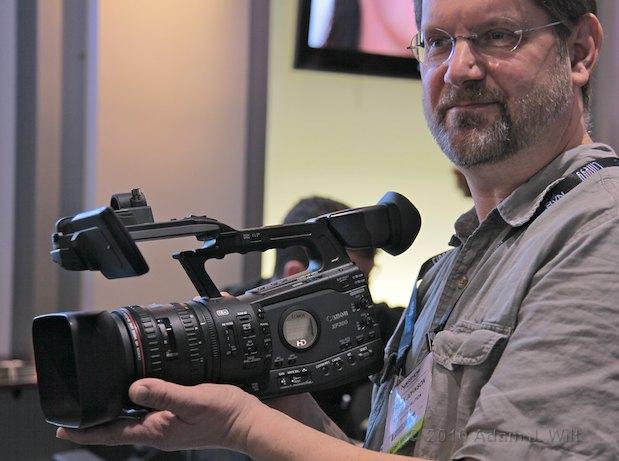 NAB 2010: Camera Snapshots 20
