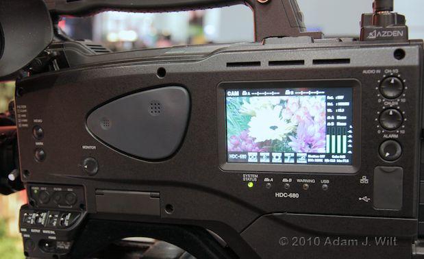 NAB Pix: Cameras 70