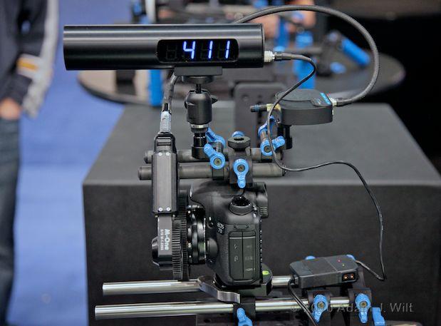 NAB Pix: Camera Support 33