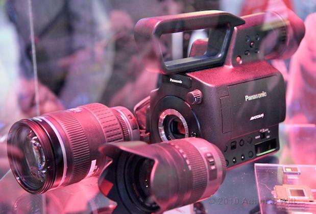 NAB Pix: Cameras 78