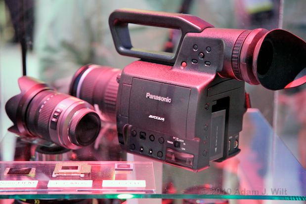 NAB Pix: Cameras 80