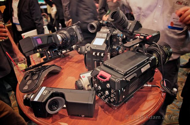 NAB Pix: Cameras 87