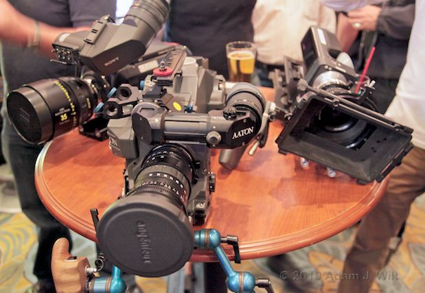 NAB Pix: Cameras 88