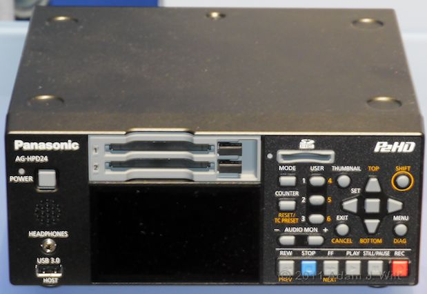NAB 2011 - Recorders 49
