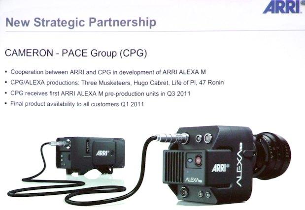 NAB 2011 - Arri Announcements 20