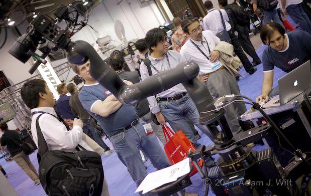 NAB 2011 - Camera Support 28