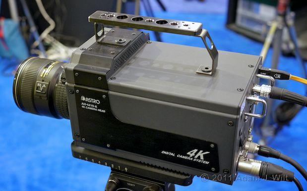 NAB 2011 - Cameras 39