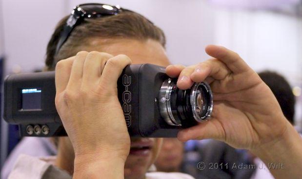 NAB 2011 - Cameras 48