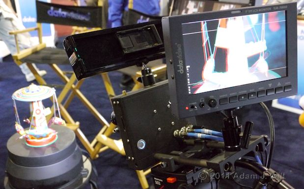 NAB 2011 - Stereo 3D 10