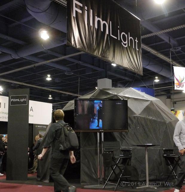 NAB 2011 - FilmLight 9