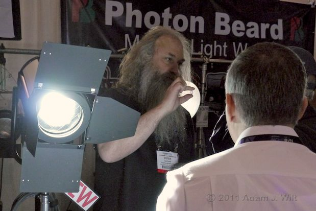 NAB 2011 - Plasma Lights, and The Problem With LEDs 20