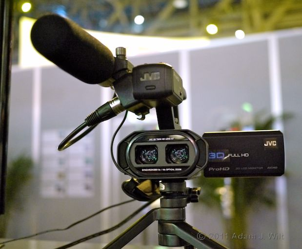 NAB 2011 - Stereo 3D 8