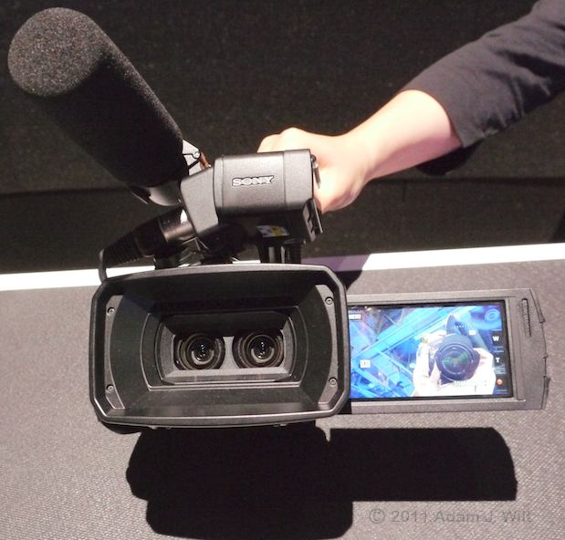 NAB 2011 - Stereo 3D 37