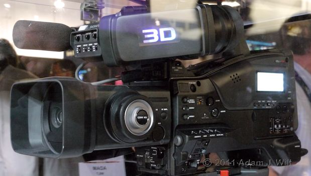 NAB 2011 - Stereo 3D 5