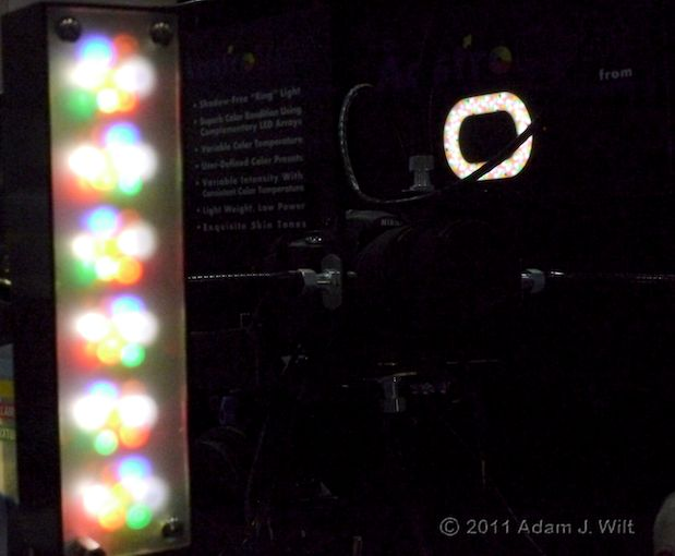 NAB 2011 - Plasma Lights, and The Problem With LEDs 27