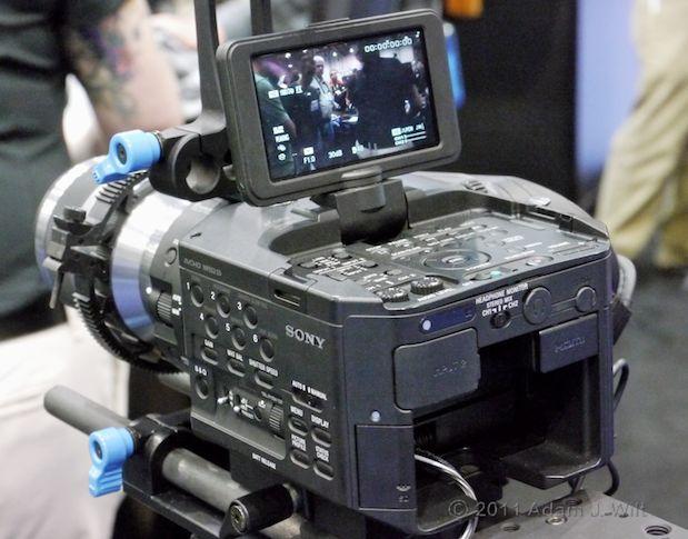 NAB 2011 - Cameras 45