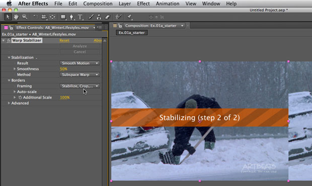 After Effects CS5.5 6