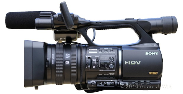 "Preview: Sony HXR-NX5U 1/3"" 3-CMOS AVCHD Camcorder 73"