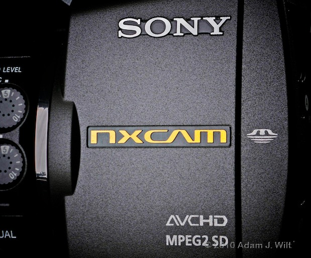 "Preview: Sony HXR-NX5U 1/3"" 3-CMOS AVCHD Camcorder 71"
