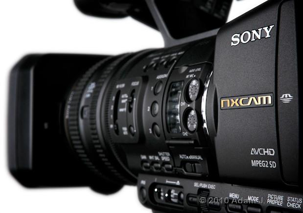 Preview: Sony HXR-NX5U 1/3