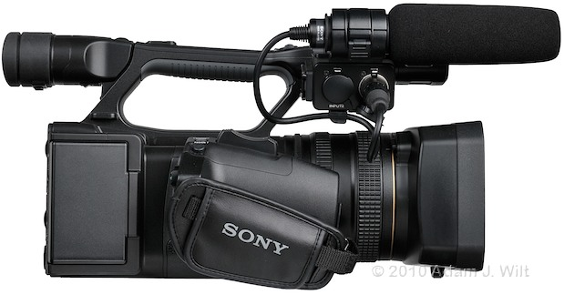 "Preview: Sony HXR-NX5U 1/3"" 3-CMOS AVCHD Camcorder 84"