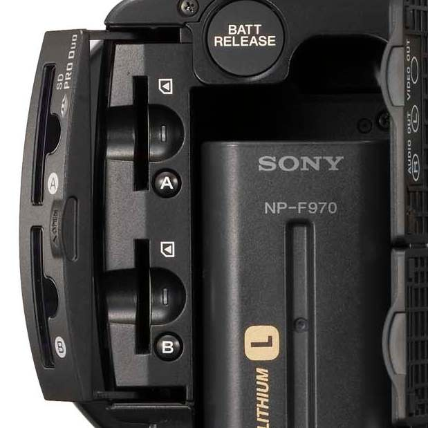 "Update: the ""NXCAM Prime"" is the Sony HXR-NX5U 3"