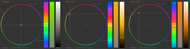 CAMERAS: Rough Guide to Color Grading with the DSC Labs OneShot 45