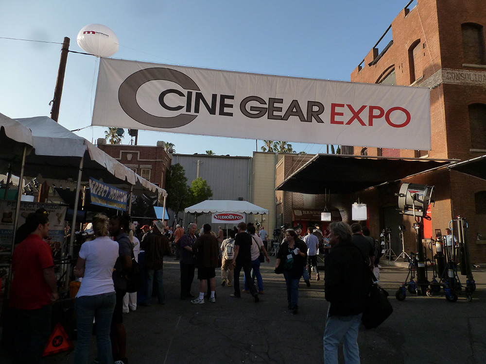The Sights and Sounds of Cine Gear 2014 – Part I 2