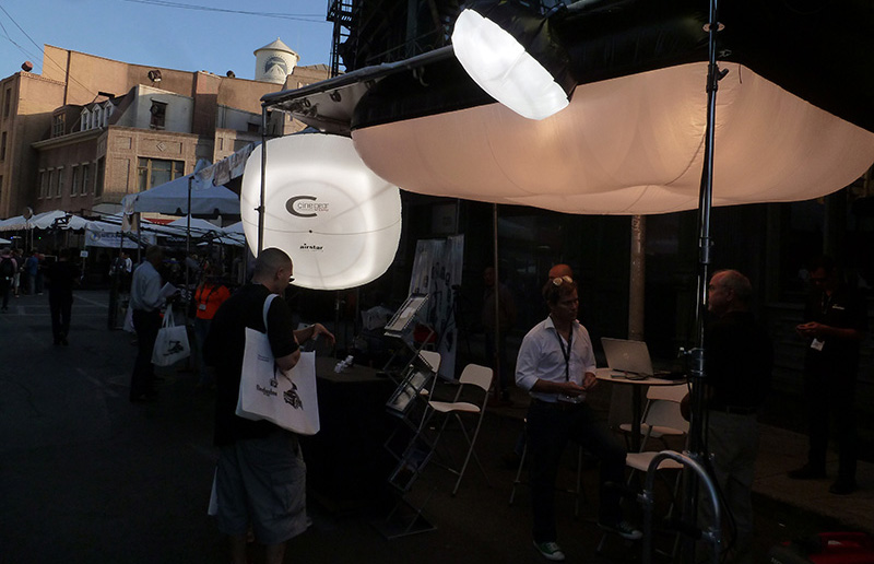 The Sights and Sounds of Cine Gear 2014 – Part I 37