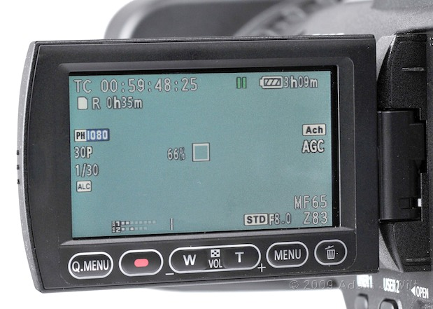"Review: Panasonic AG-HMC40 1/4"" 3-CMOS HD Camcorder 113"