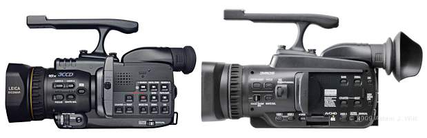 "Review: Panasonic AG-HMC40 1/4"" 3-CMOS HD Camcorder 104"