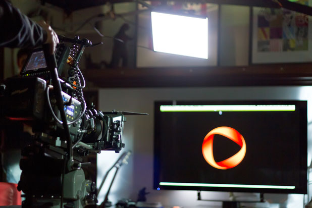 Arri Alexa and Rosco LitePads Come Through for OnLive's First National Spot 43