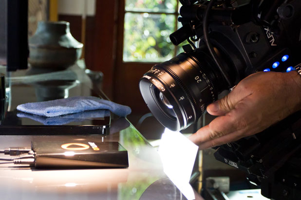 Arri Alexa and Rosco LitePads Come Through for OnLive's First National Spot 59