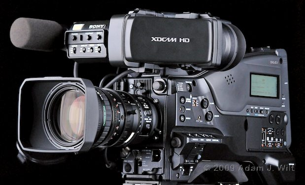 Something BIG from Sony—XDCAM EX Grows Up. 9