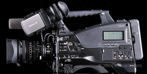 Something BIG from Sony—XDCAM EX Grows Up. 11