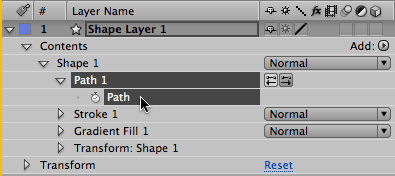 Pasting Paths from Illustrator to After Effects 18
