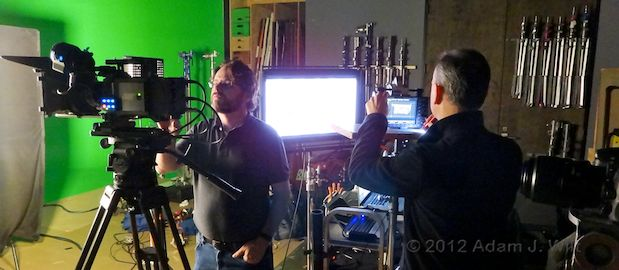 LED Light Tests: PRG Sponsors an LED Light Shootout 38