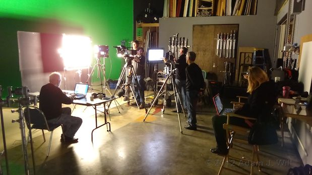 LED Light Tests: PRG Sponsors an LED Light Shootout 29