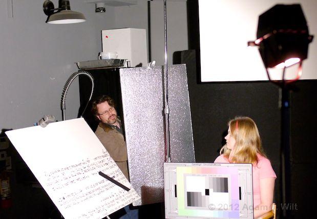 LED Light Tests: Flesh Tone and Color Comparison Shootout 8