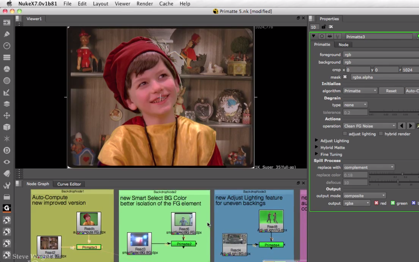 Nuke 7 Brings Compositing to the Next Level 21