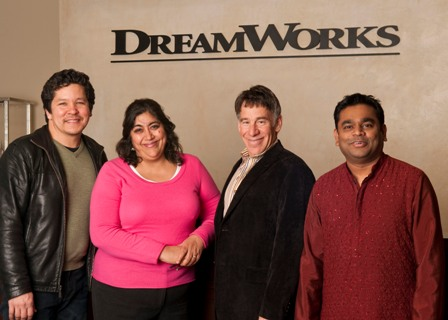 DreamWorks Animation goes to Bollywood for first 3D, animated musical 3