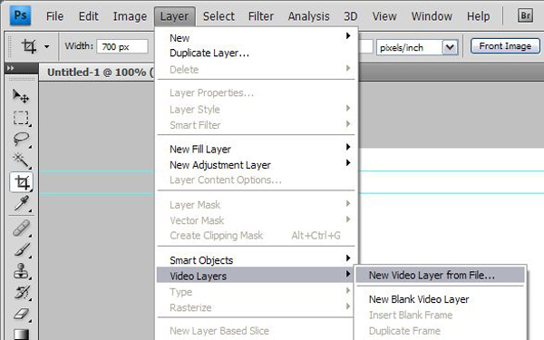 Basic Video Editing with Photoshop CS4/CS5 Extended 41