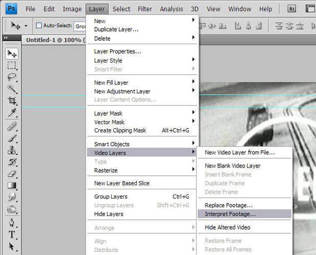 Basic Video Editing with Photoshop CS4/CS5 Extended 43