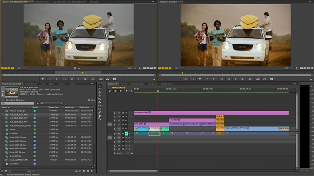 December 2013 brings new Creative Cloud pro video releases 7