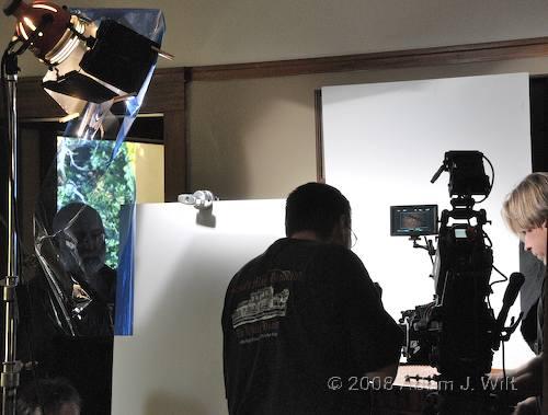 RED on location: Art Adams shoots a spec spot 71