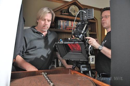 RED on location: Art Adams shoots a spec spot 73