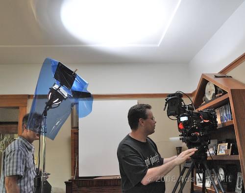 RED on location: Art Adams shoots a spec spot 74