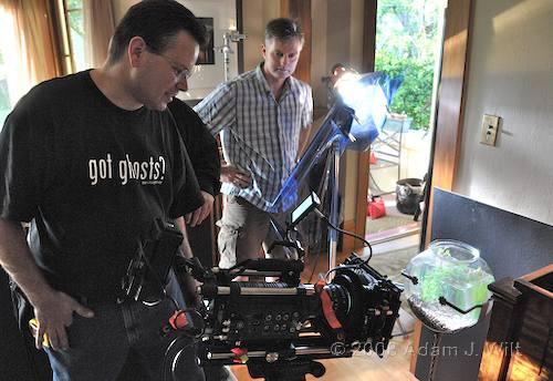 RED on location: Art Adams shoots a spec spot 76