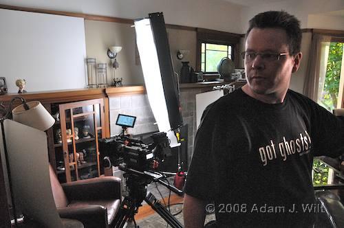 RED on location: Art Adams shoots a spec spot 77