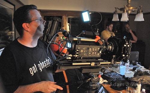 RED on location: Art Adams shoots a spec spot 102